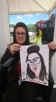 CARICATURE UK HIRE WEDDING ENTERTAINMENT